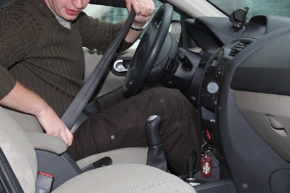 За непристегнутыми водителями и пассажирами в Татарстане теперь следят и камеры.