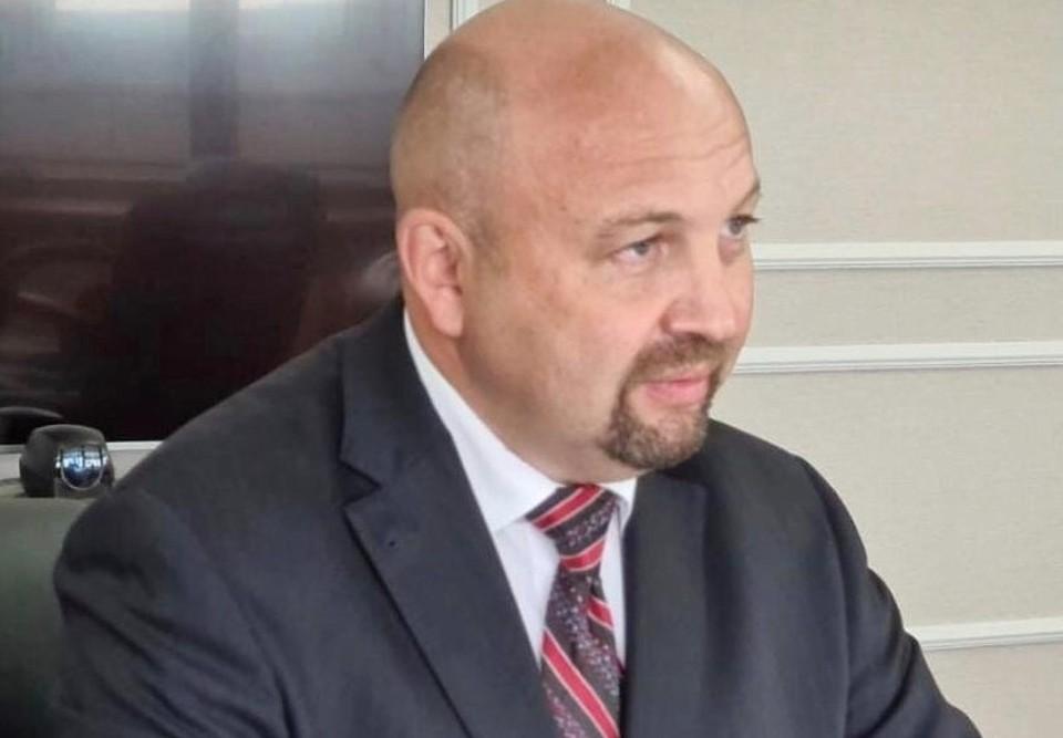 Официально Константина Пахоменко поставили на должность 9 июля