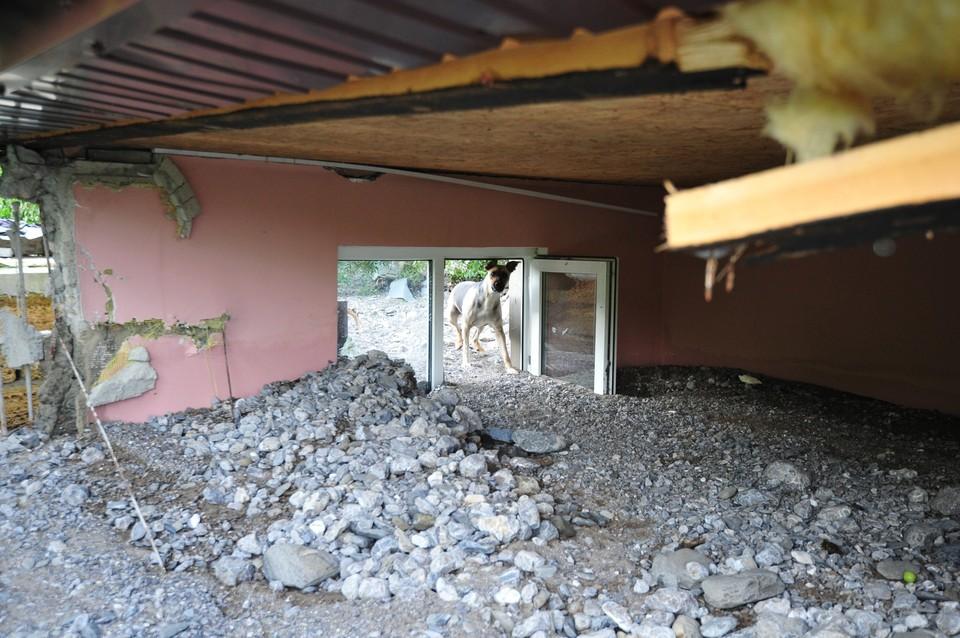 Некоторым крымчанам так и не удалось восстановить свои дома после затопления