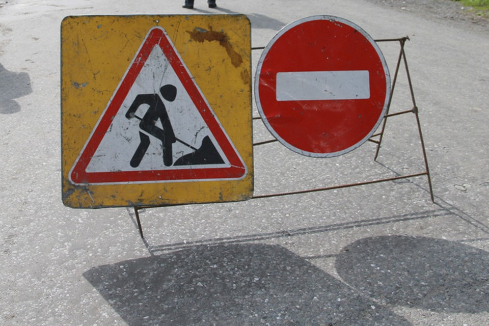 Движение транспорта по улице 4-я Советская в Иркутске будет закрыто до октября