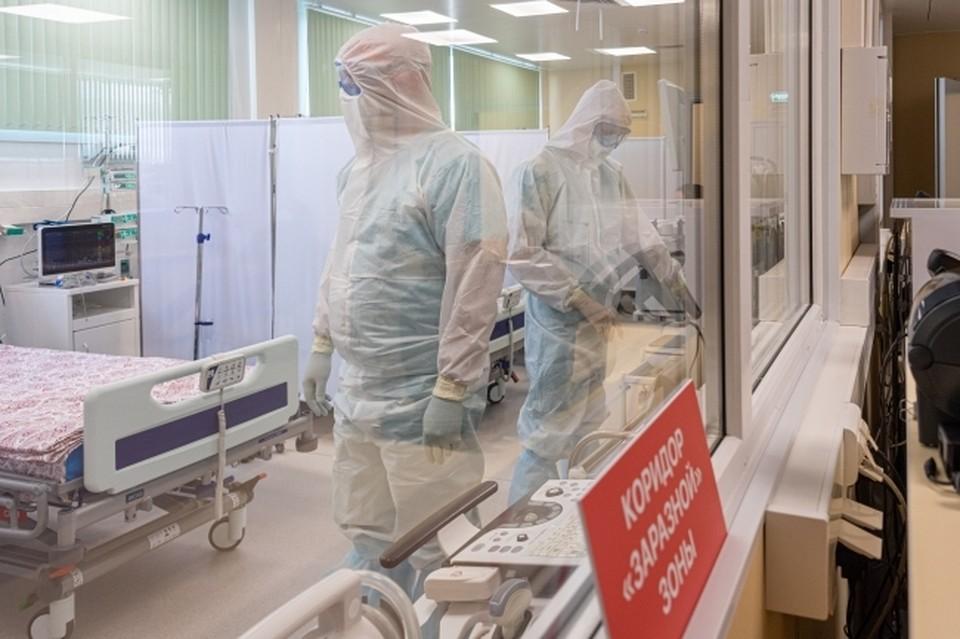 Наибольший прирост новых случаев коронавируса в Коми дали Сыктывкар и Ухта
