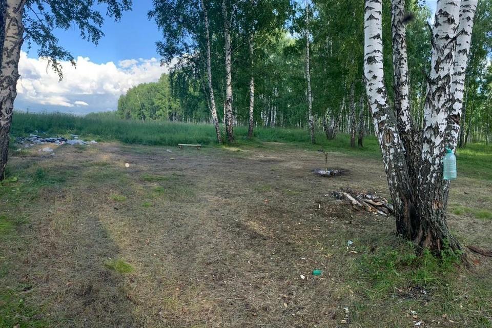 Следователи возбудили уголовное дело после стрельбы в палаточном лагере в селе Корнилово Новосибирской области. Фото СУ СКР по НСО
