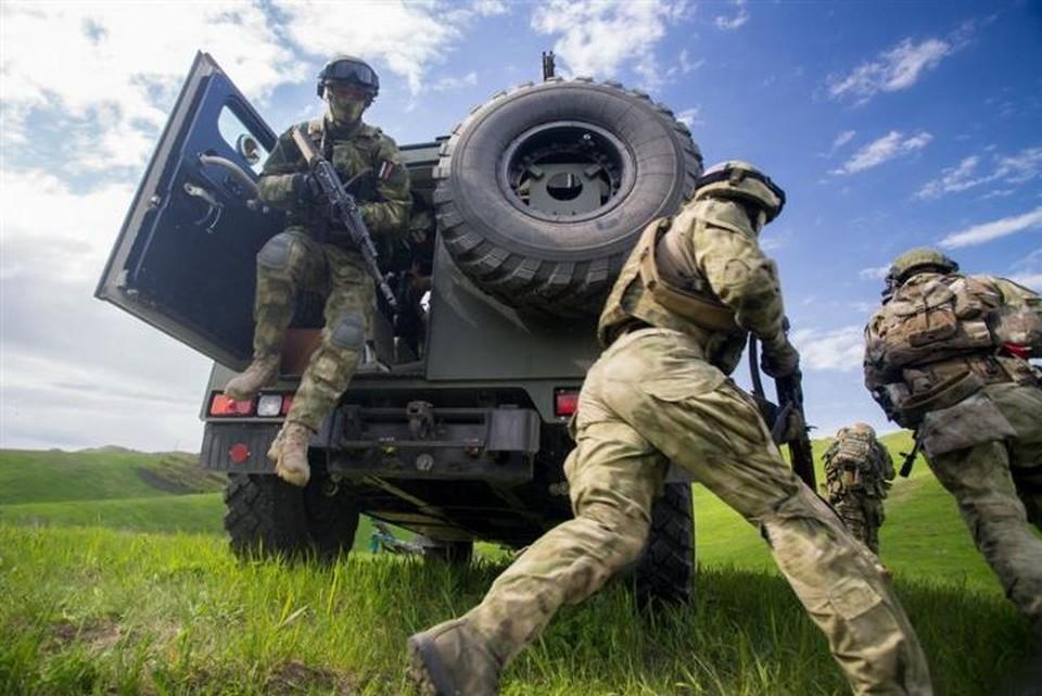 В ходе учения будет проверена готовность войск к выполнению служебно-боевых задач в условиях сложной, динамично развивающейся обстановки. ФОТО: пресс-служба Росгвардии