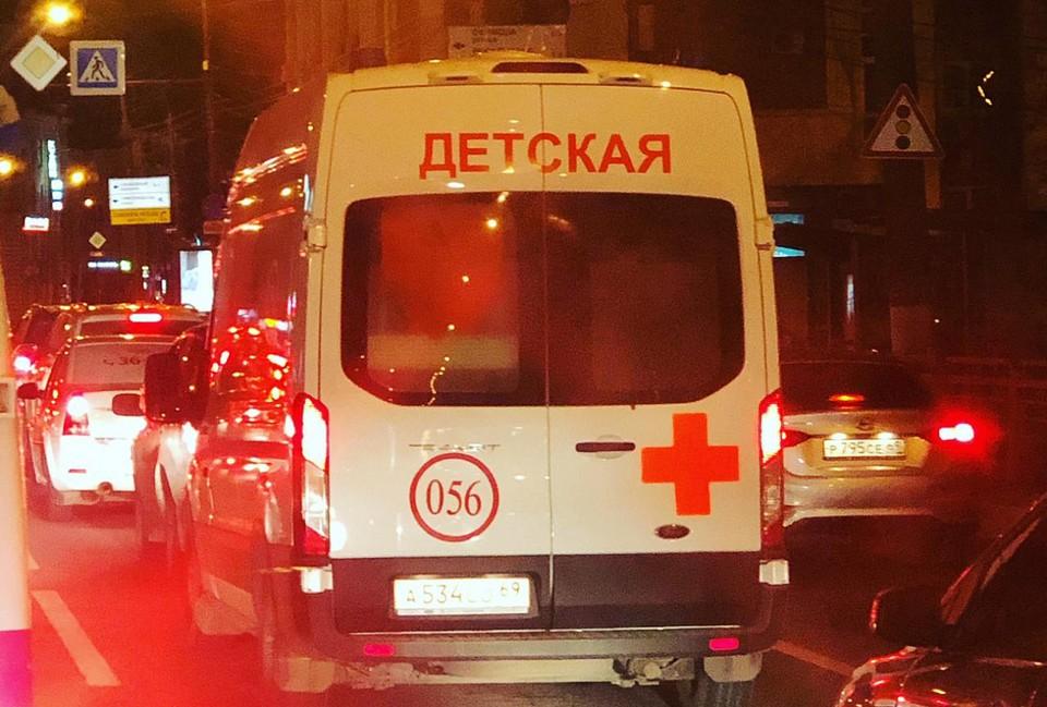 В Твери произошло ДТП с подростком-пешеходом Фото: областной минздрав