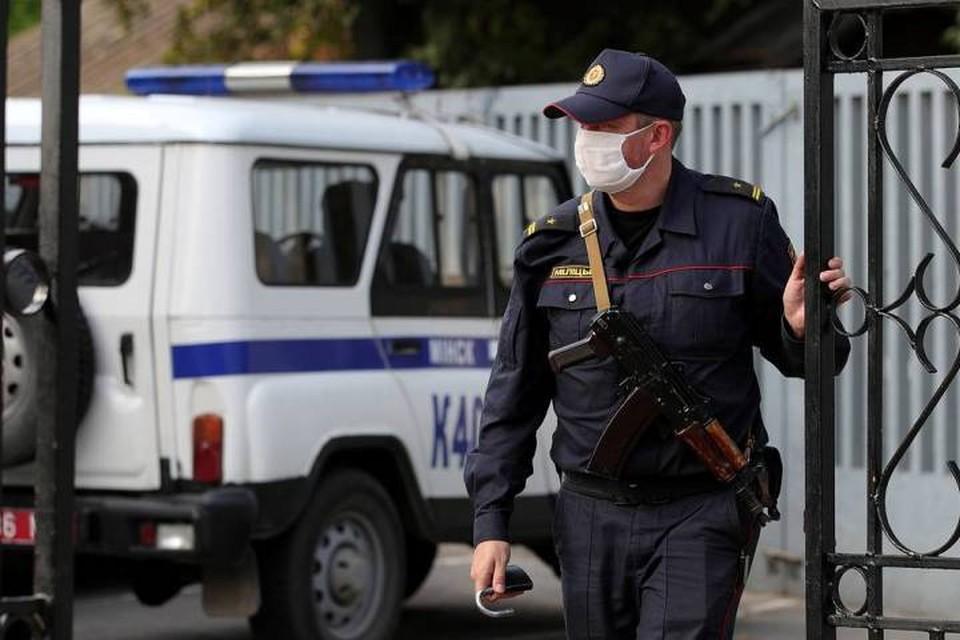 В Белоруссии задержали всех фигурантов вскрытых террористических ячеек. Фото: Сергей Бобылев/ТАСС