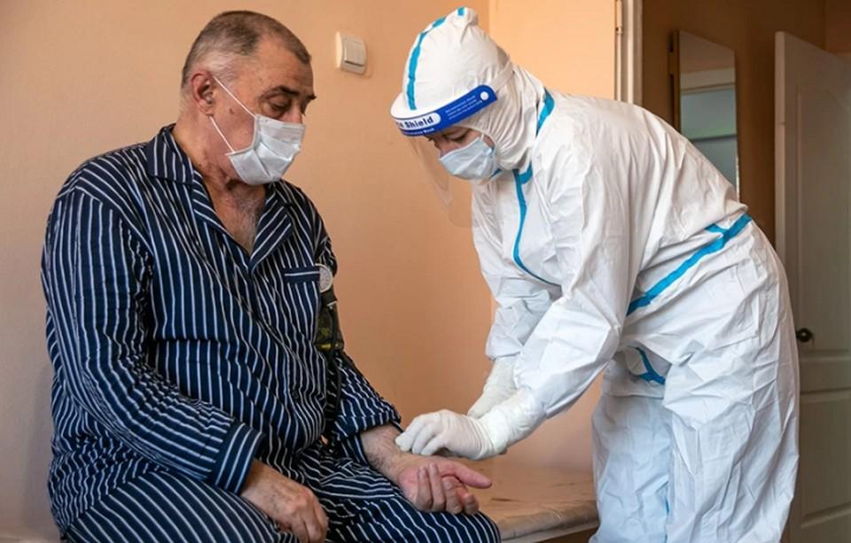 Всего в Пермском крае 65208 человек заболели коронавирусной инфекцией.