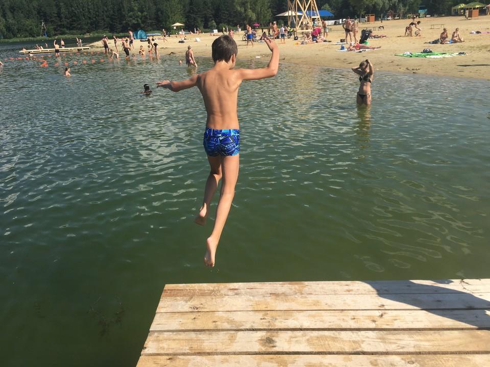Не на всех волгоградских диких пляжах вода и песок соответствует нормам