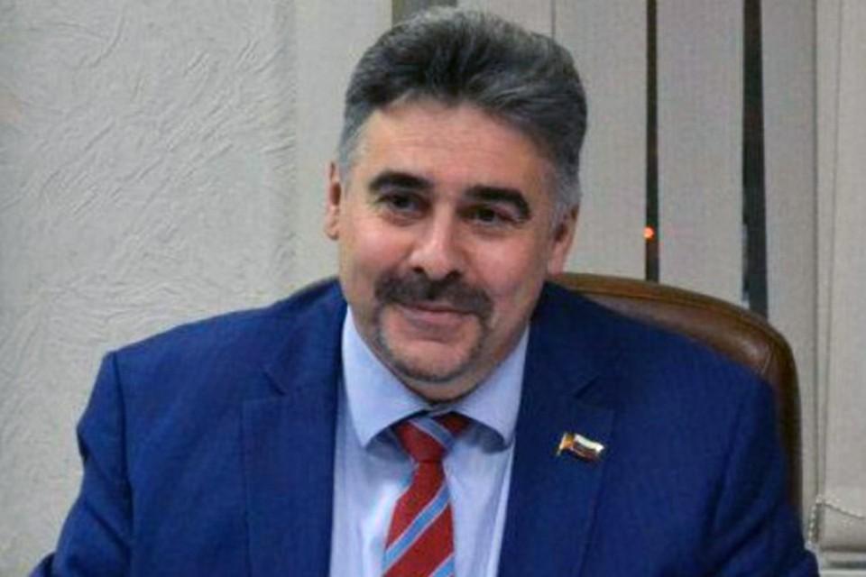 Глава муниципального округа Богородское Константин Воловик.
