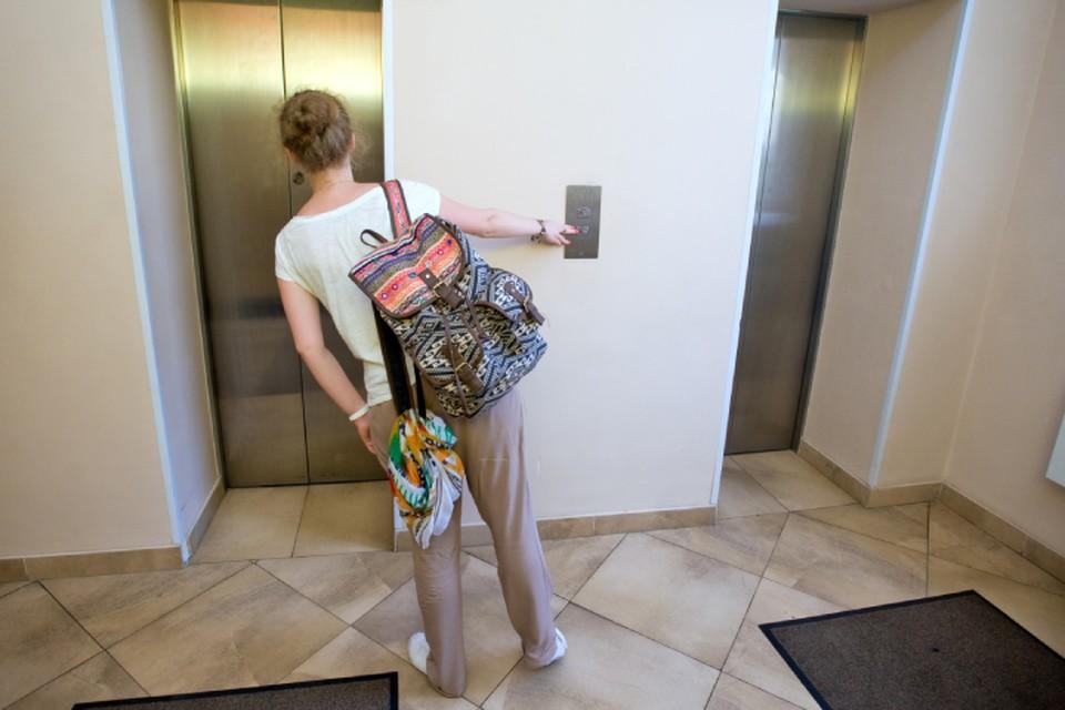 Сейчас отремонтированные лифты приняли в работу.