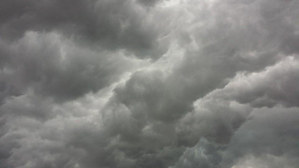 На большей части Казахстана продолжатся дожди и грозы