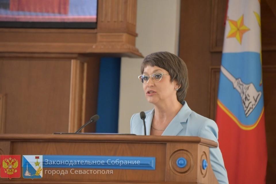 Марина Песчанская