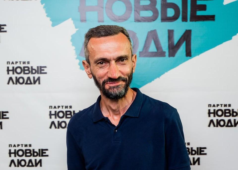 Математик Алексей Савватеев