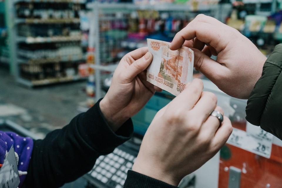 В Орловской области зафиксировали 76 фактов сбыта фальшивых купюр