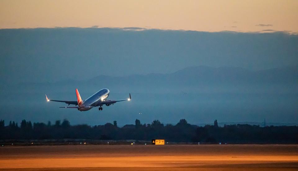 С середины июля открывается новый авиарейс.