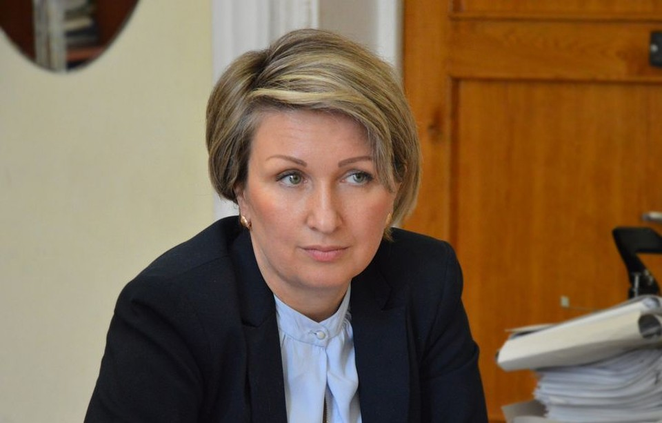 Депутат Законодательного собрания Татьяна Щербакова