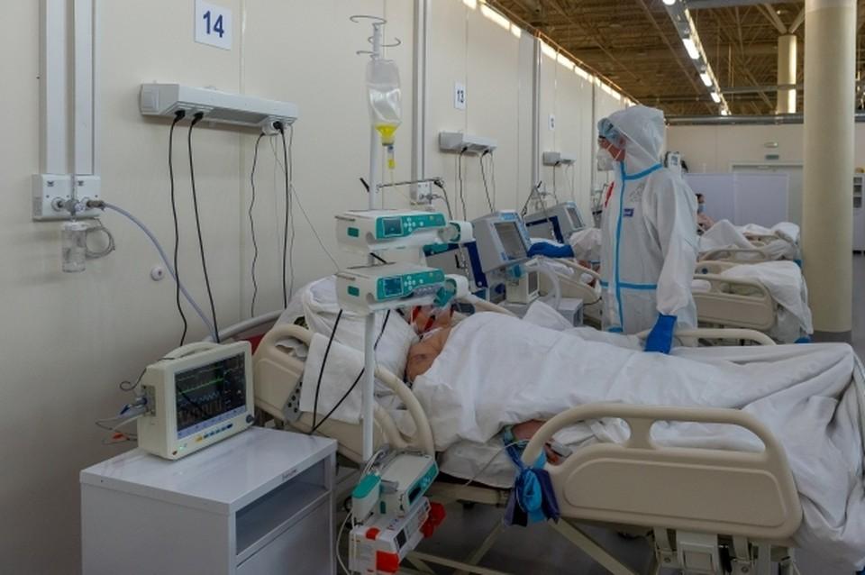 В Ростовской области коронавирусом заразились еще 318 человек