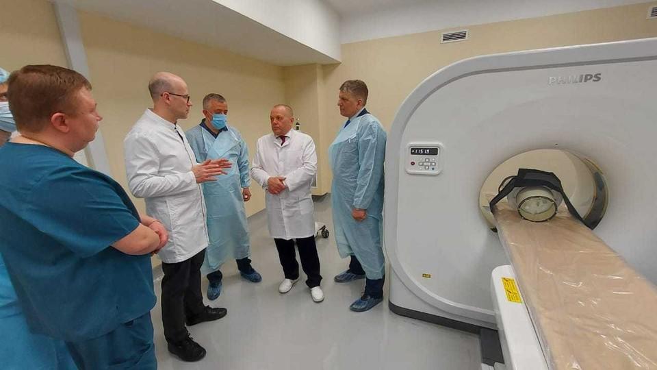 Из федерального бюджета на модернизацию краевого здравоохранения поступит более 8 миллиардов рублей.