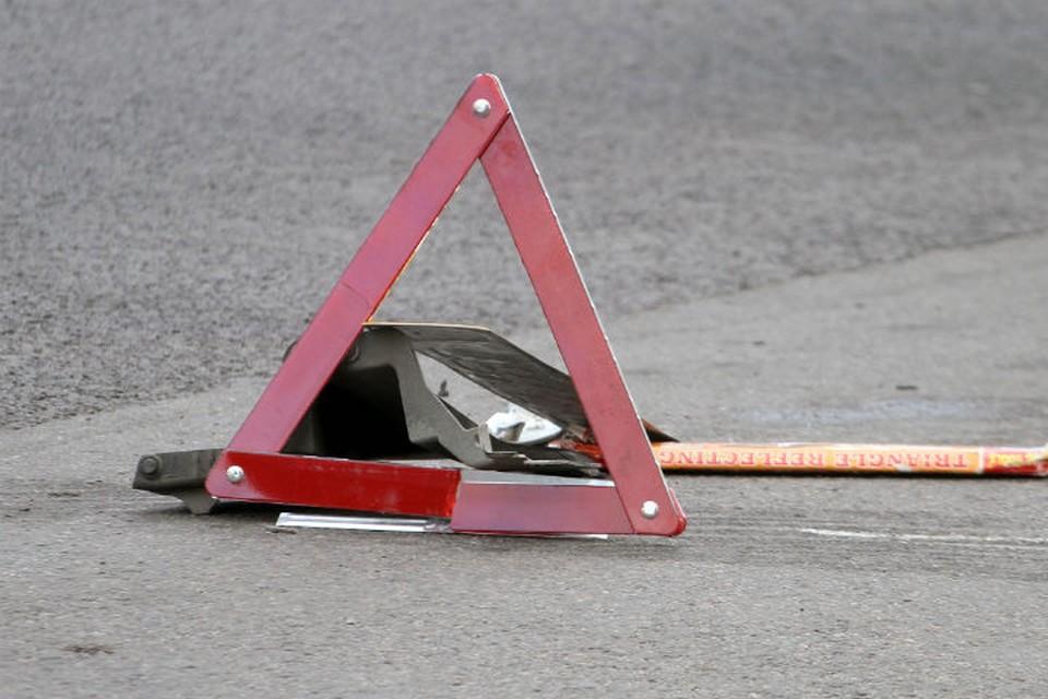 Аварии на дорогах Омска стали происходить реже.