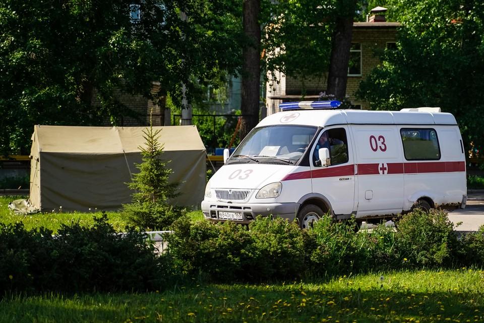 В Самарской области 263 новых заразившихся коронавирусом