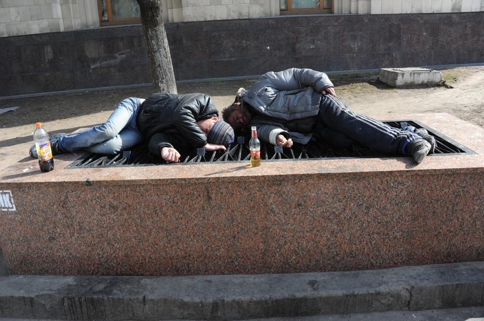 Пьяные зачастую пугают студентов из общежитий