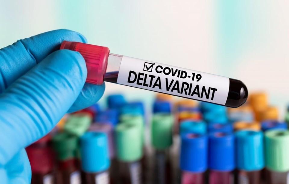 """""""Дельта""""-коронавирус может уже быть в Молдове. Фото: соцсети"""