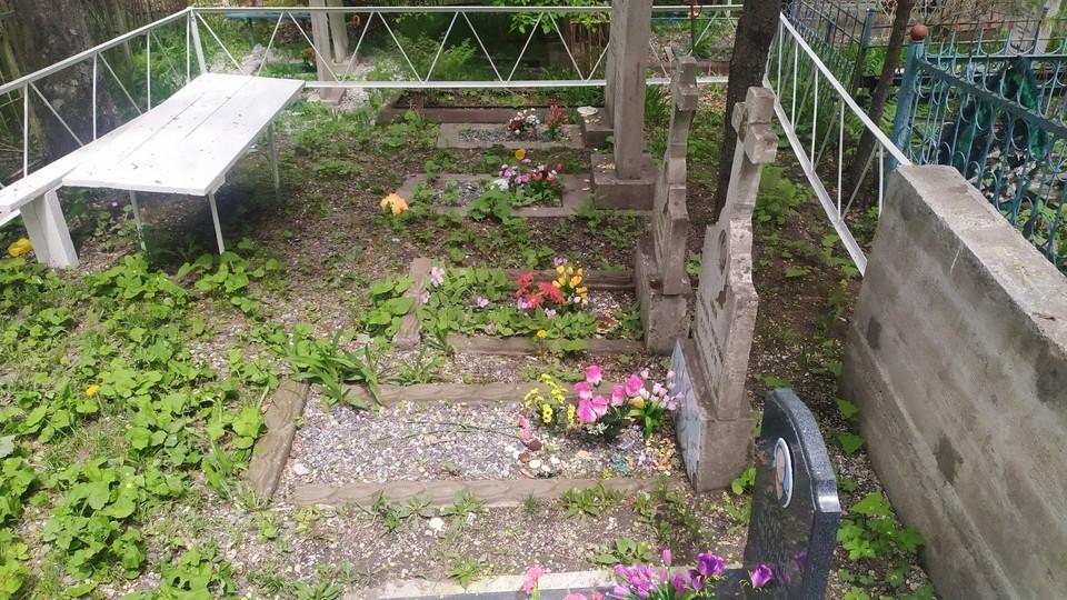 Неприятный инцидент случился на одном из кладбищ края.