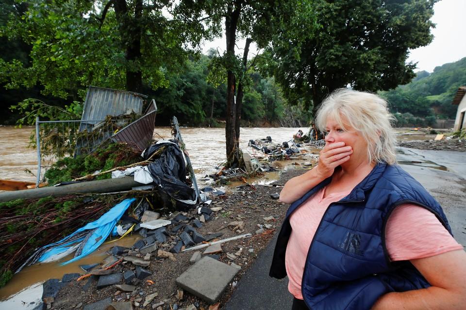 Точное количество жертв стихии неизвестно до сих пор.