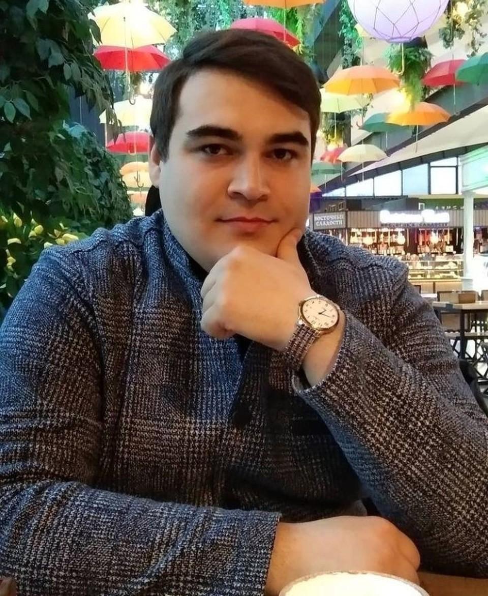 На фото: Гурам Курбанов