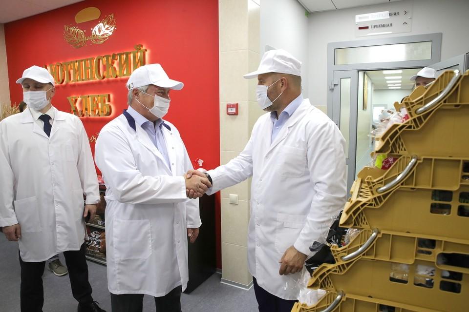 Теперь баранки будут подавать к чаю не только по праздникам. Фото: сайт правительства Ростовской области