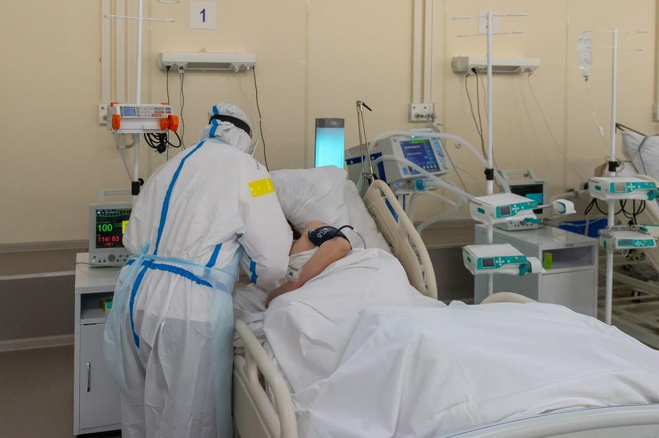 Актуальные данные по коронавирусу в Волгоградской области на 16 июля