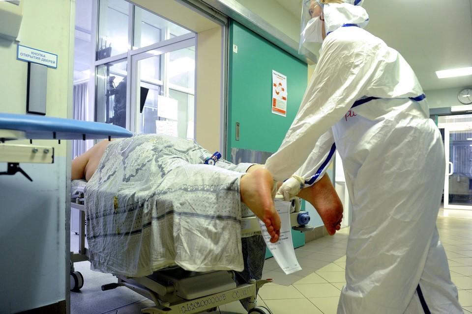 Число новых заболевших ковидом за сутки в Томской области продолжает увеличиваться!