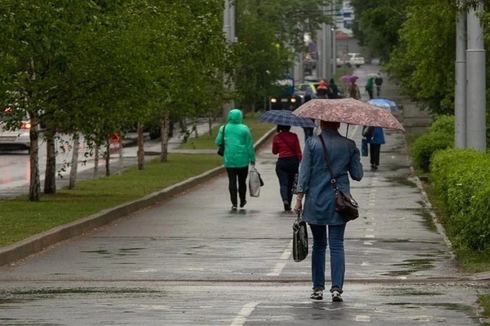 Завтра, 17 июля, в Башкирии пройдут грозовые дожди