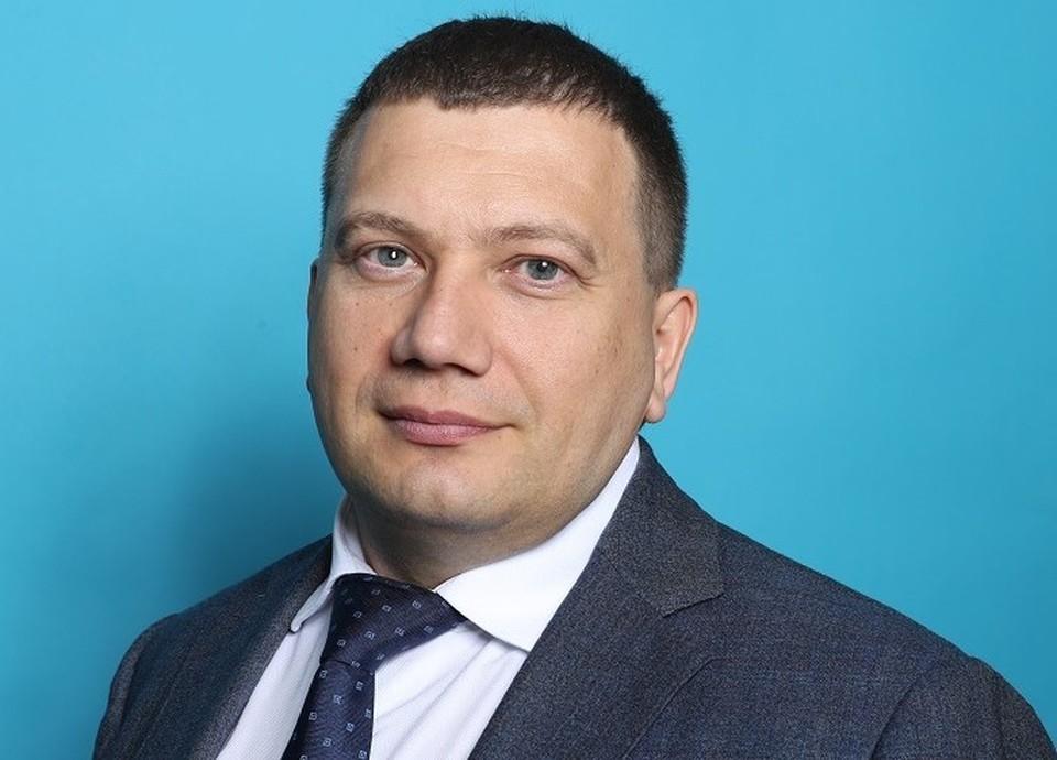 Владимир Терентьев ушел из администрации губернатора