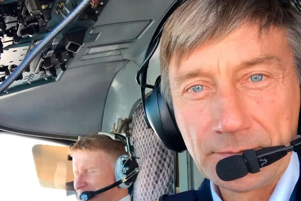 Пилот, который смог сохранить жизни - Анатолий Яковлевич Прытков