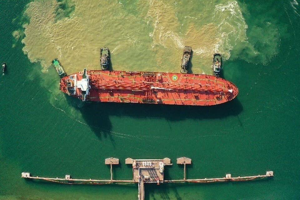 В «Белнефтехиме» опровергли сообщение «Укртранснафты» о транзите российской нефти в Беларусь. Фото: «Укртранснафта»