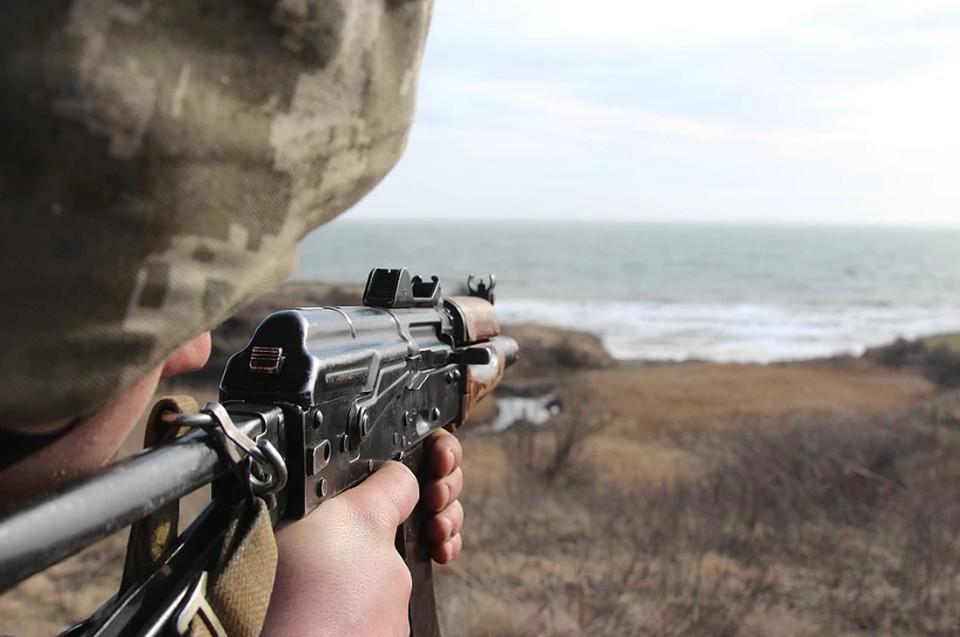 ВСУ продолжают стрельбу по ДНР. Фото: штаб ООС