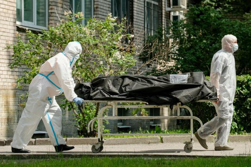 Еще 42 пациента с коронавирусом умерли в Иркутской области