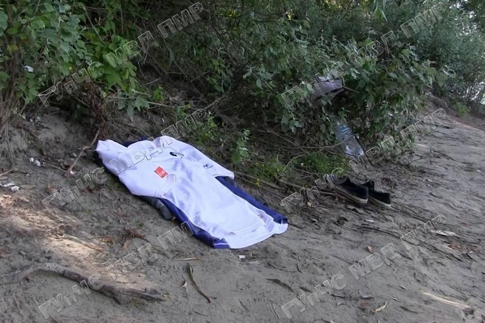 Утонул 45-летний тираспольчанин (Фото: МВД Приднестровья).