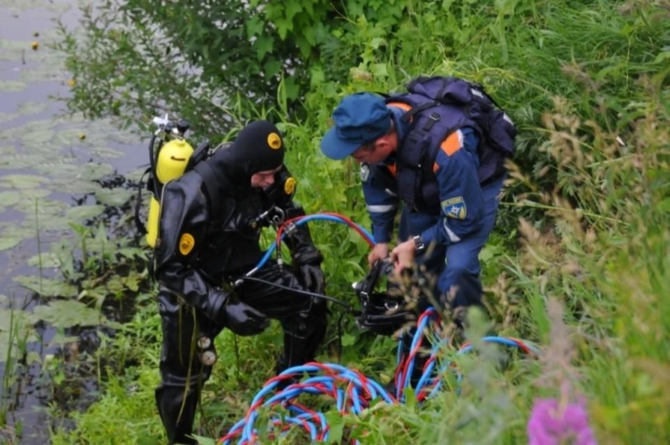 Фото: пресс-служба ГУ МЧС по Рязанской области.