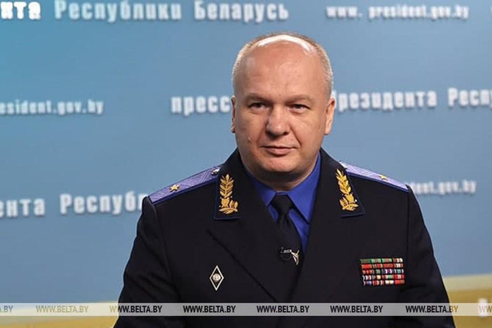 Заместитель госсекретаря Совбеза рассказал, планируют ли в Беларуси вводить режим чрезвычайного положения. Фото: БЕЛТА