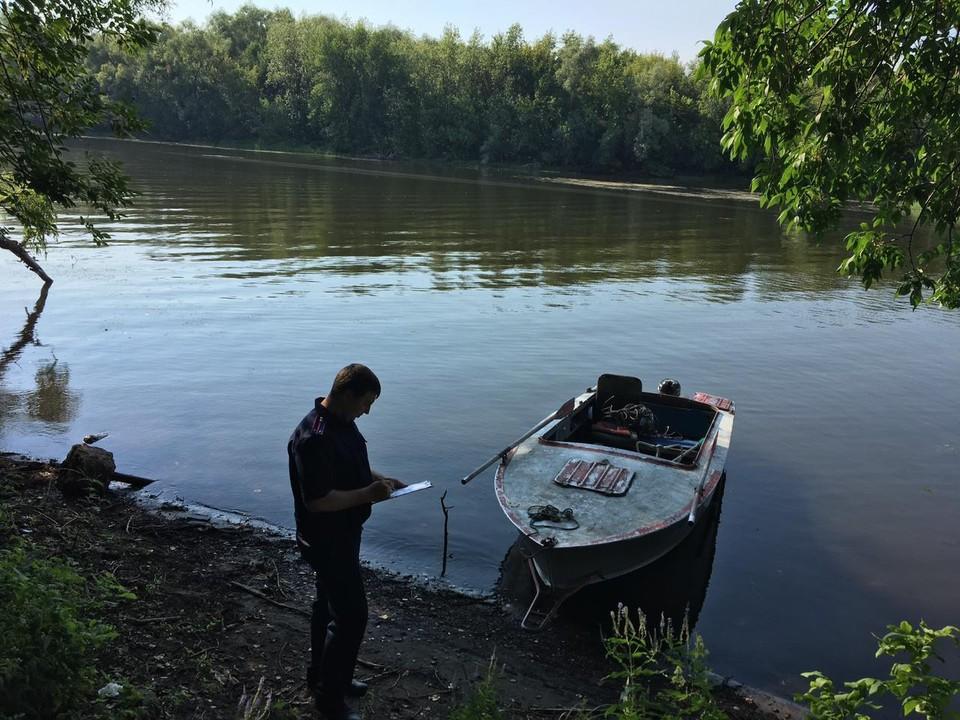 Мужчина утонул в реке Малый Караман в Марксе