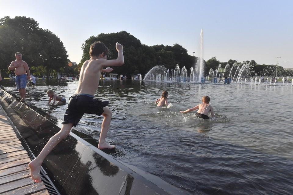 По словам климатолога, жара продлится до 22 июля.