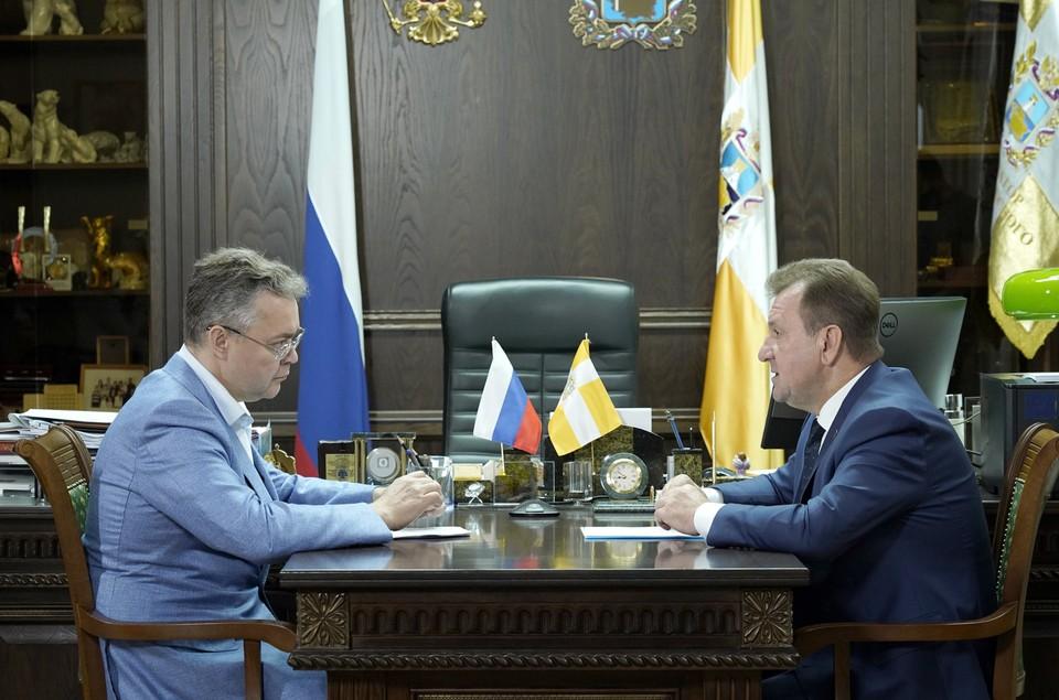 Фото: пресс-служба губернатора Ставропольского края