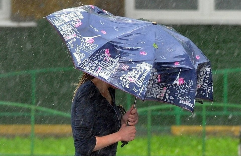 МЧС предупреждает о ненастной погоде