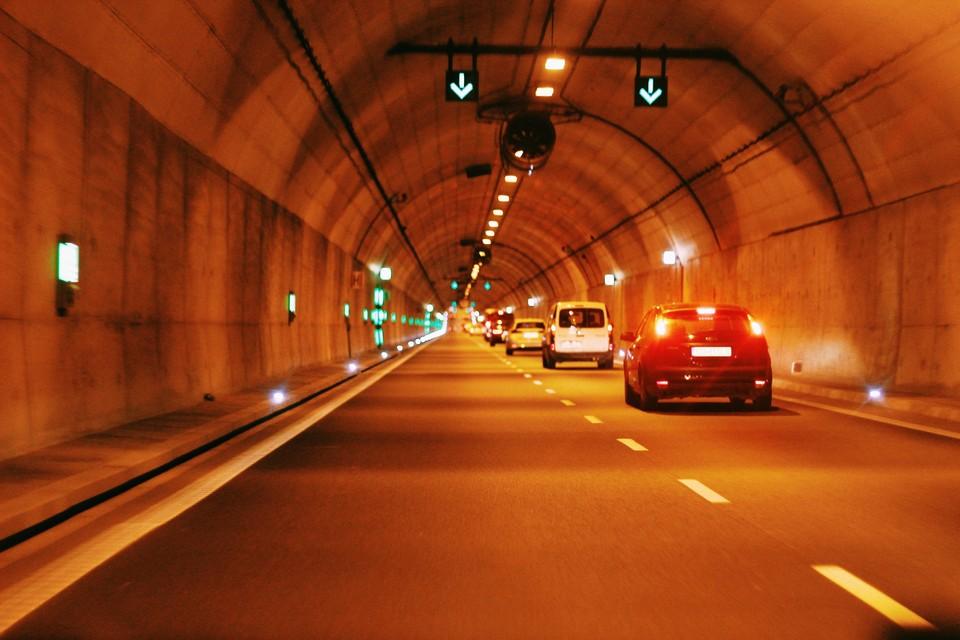 Тоннель оптимизирует движение. Фото: архив «КП»-Севастополь»