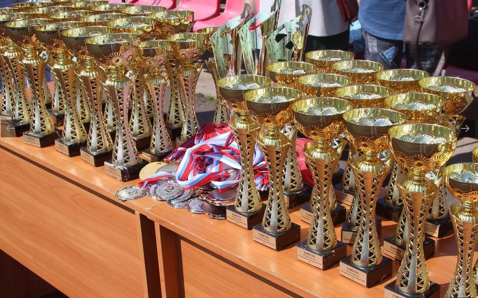 В Тульской области прошел региональный этап VII Спартакиады пенсионеров России