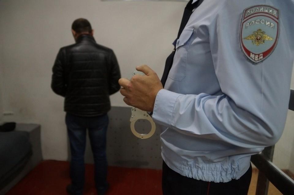 Задержанного ранее уже уличали в воровстве
