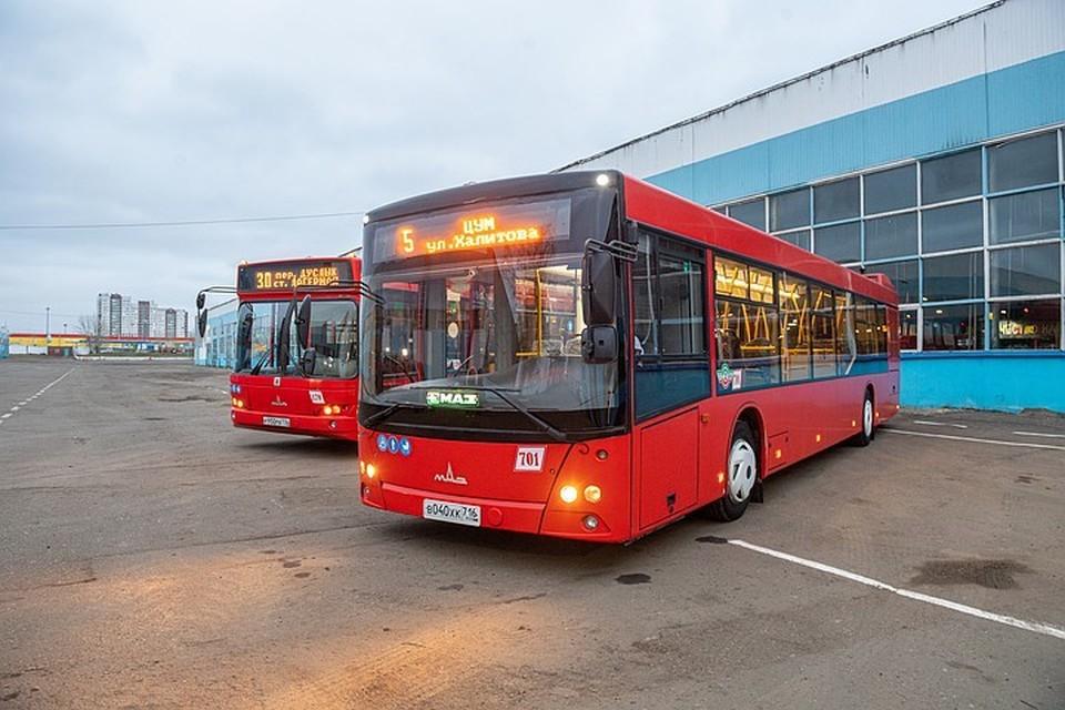 Общественный транспорт 20 июля будет работать по графику воскресенья.