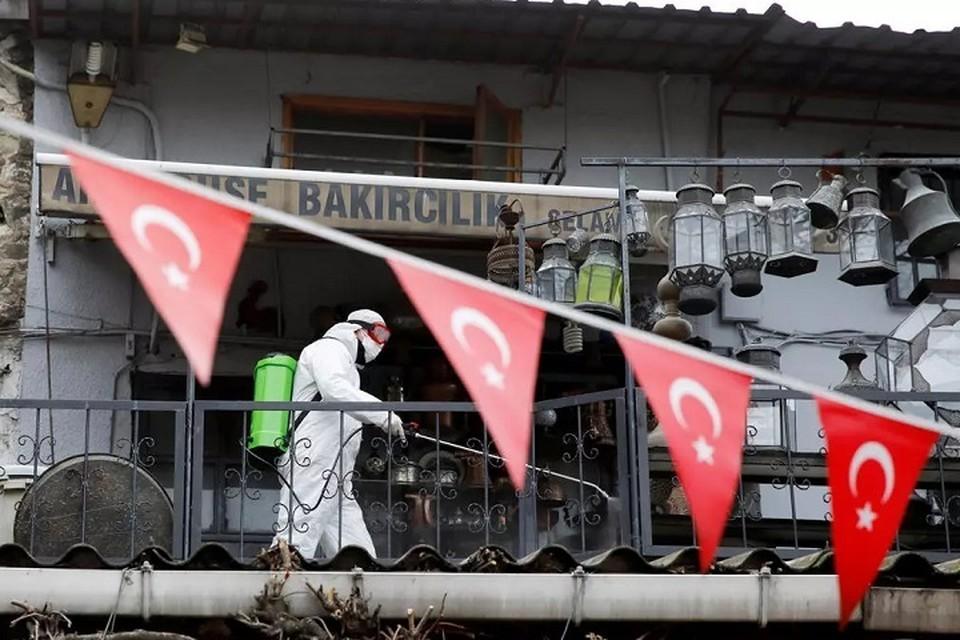 """Из-за роста случаев """"дельты"""" Турция может закрыть внешние границы. Фото: france24.com"""
