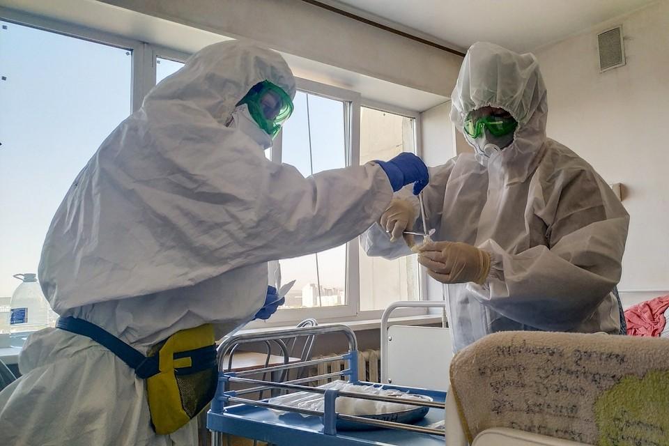 Заболеваемость в Челябинской области продолжает расти